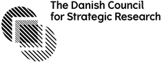 Logo for Danish Council for Strategic Research